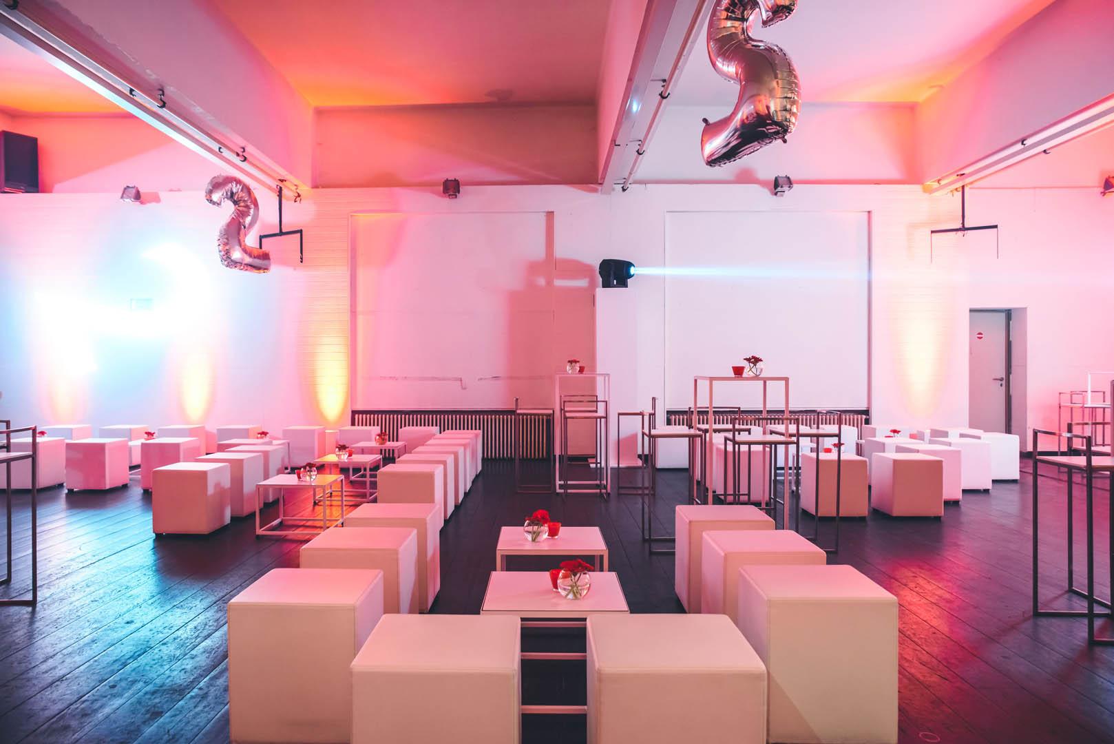 ABVV Event Festival Lounge