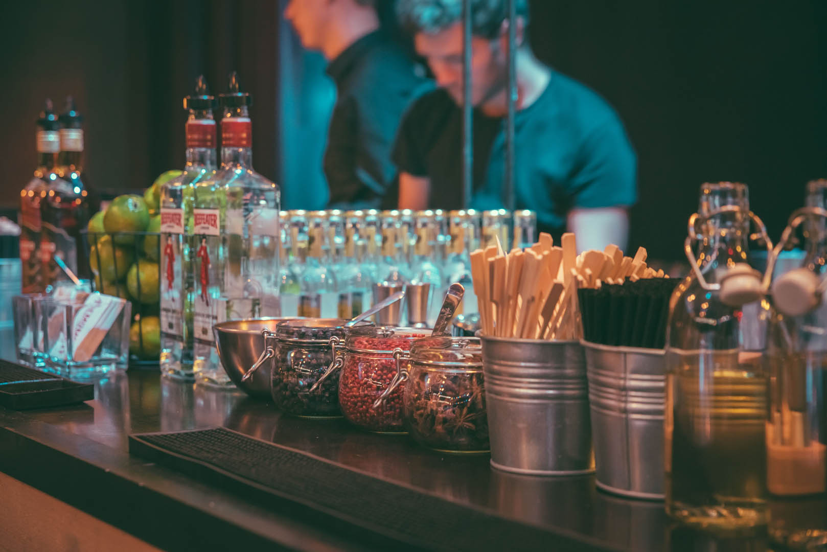 A&F Prive Event Bar