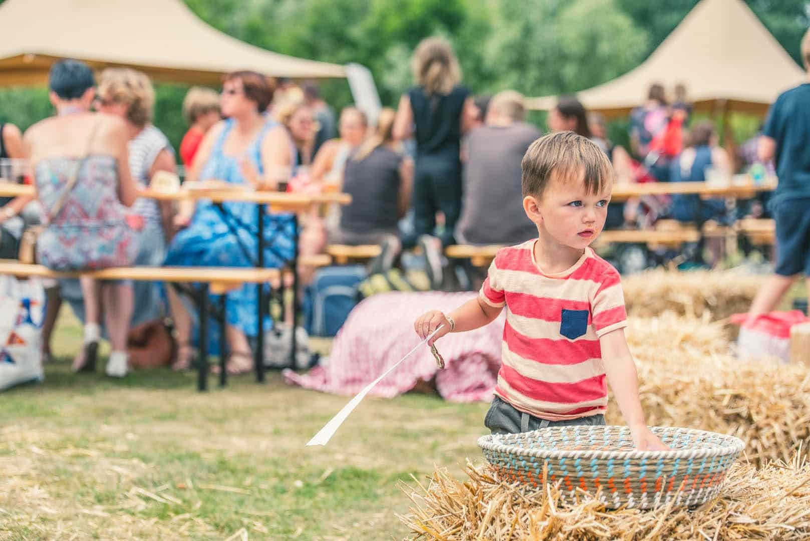 Familiedag Stad Gent Blaarmeersen Kinderen