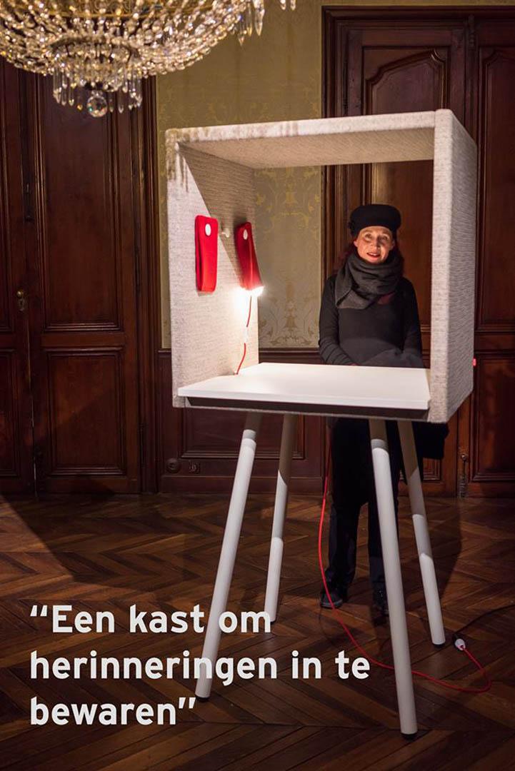 Musea Gent Museumnacht Animatie
