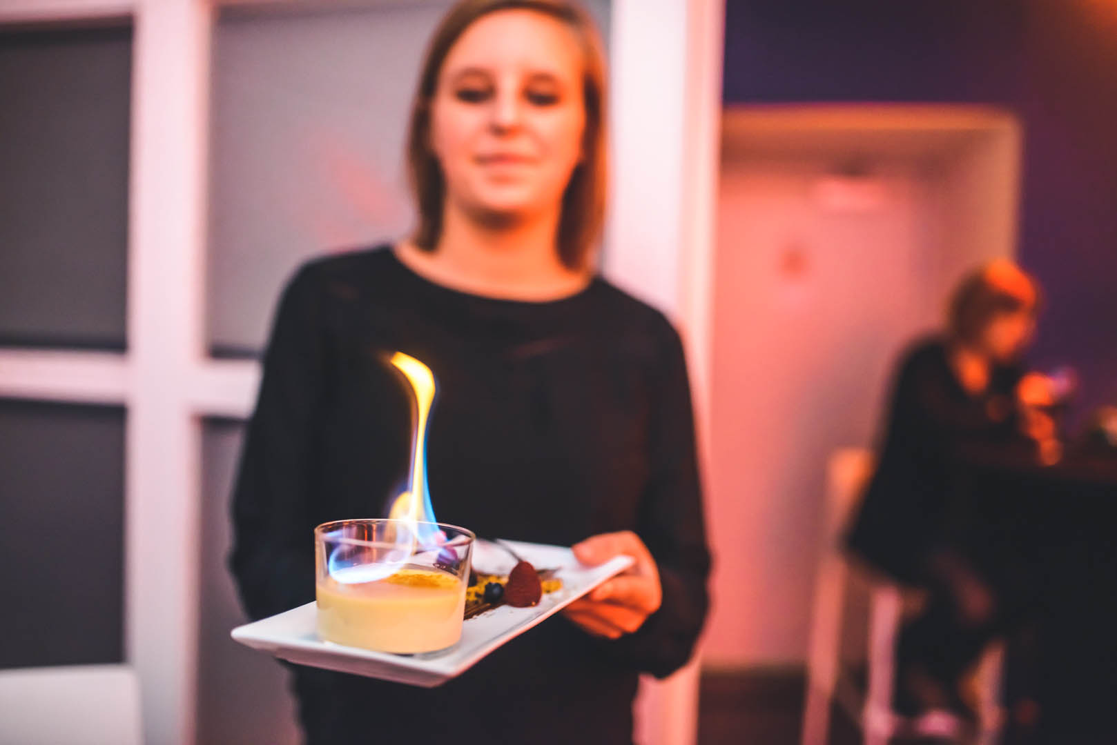 SD Worx Event Dessert