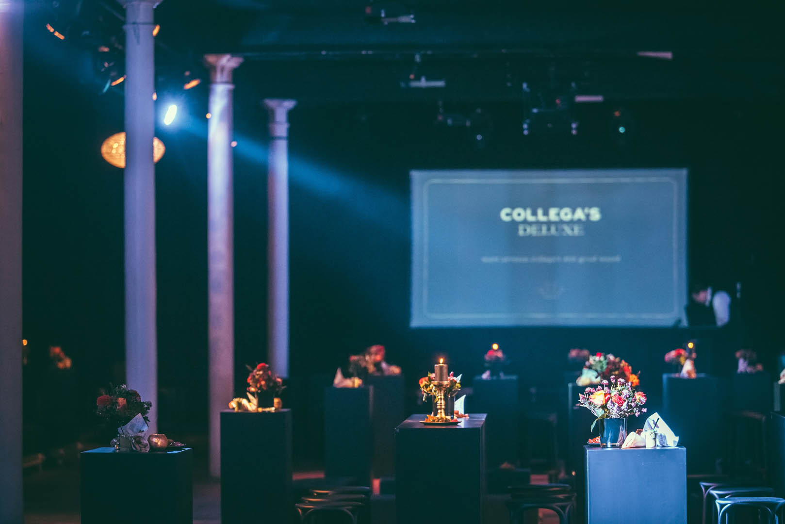 Stad Gent Collega Deluxe Event Decoratie