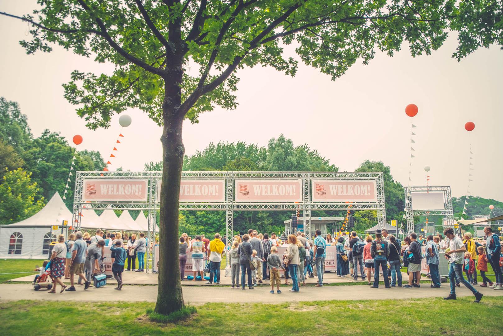 Stad Gent Picknick Event