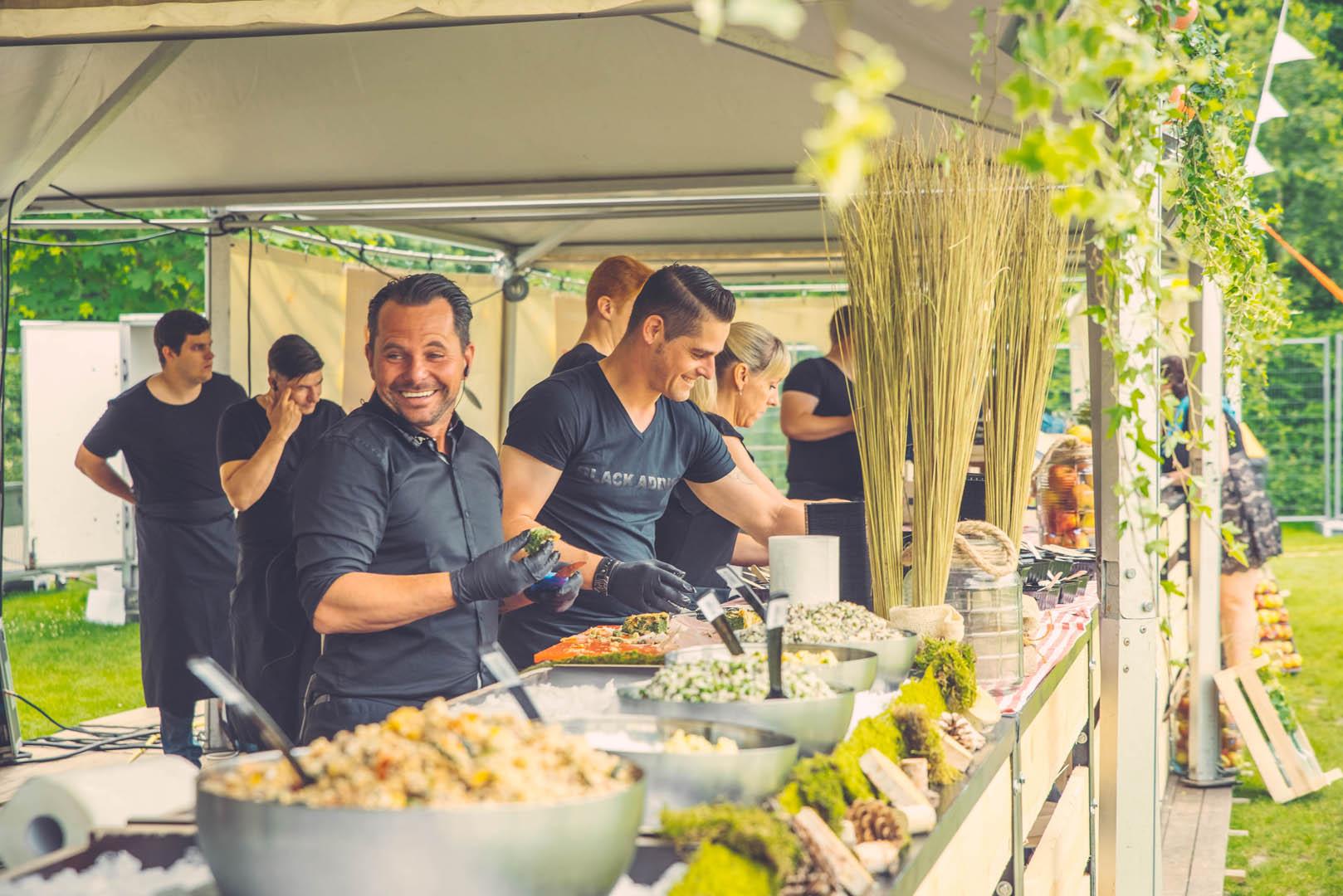Stad Gent Picknick Event Eten