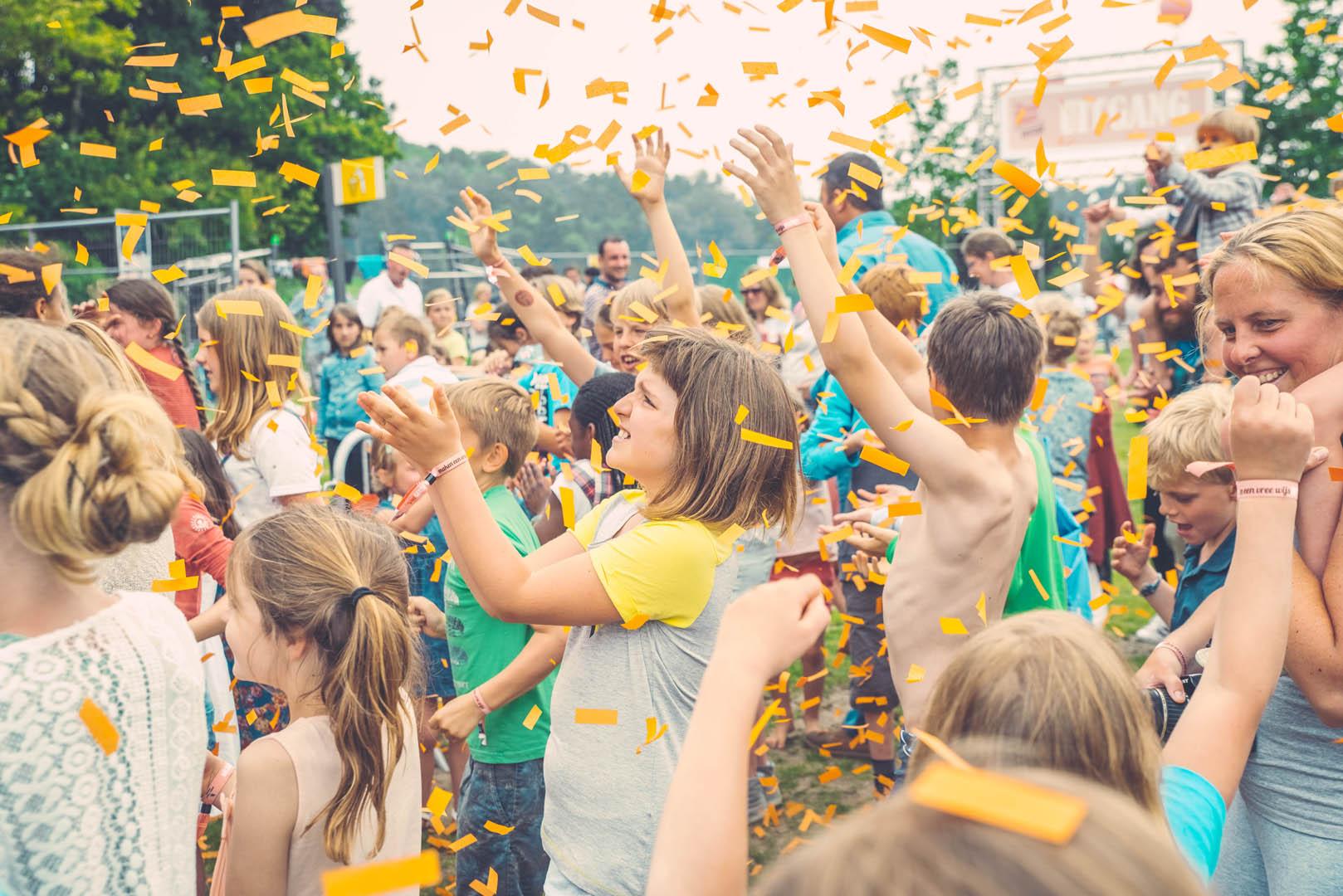 Stad Gent Picknick Event Feest