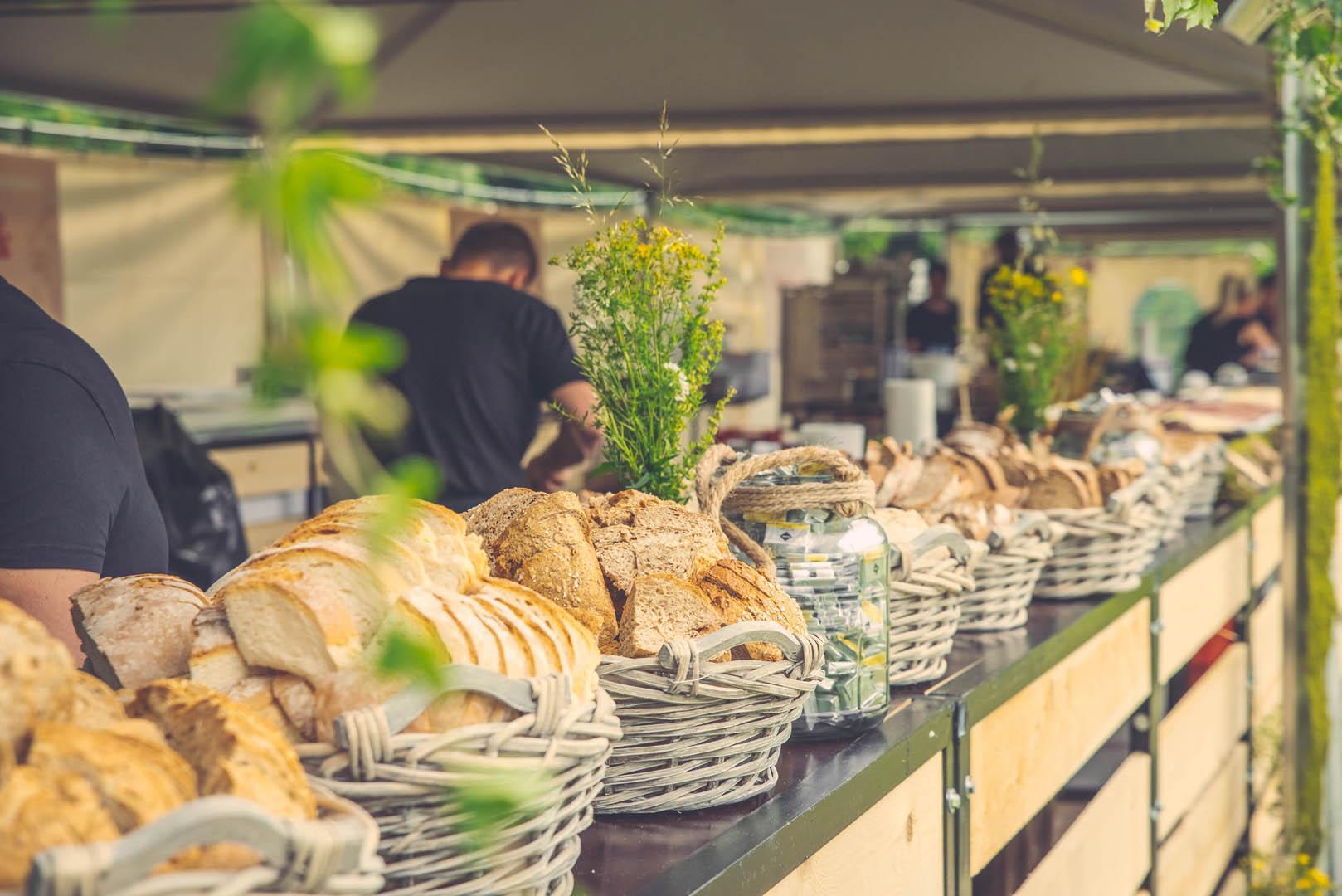 Stad Gent Picknick Event Food