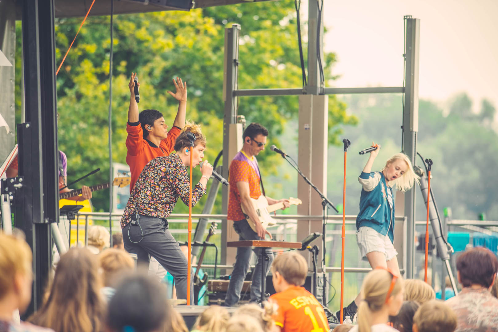 Stad Gent Picknick Event Ketnetband