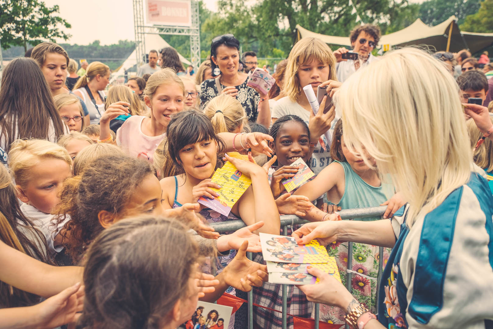 Stad Gent Picknick Event Kinderen