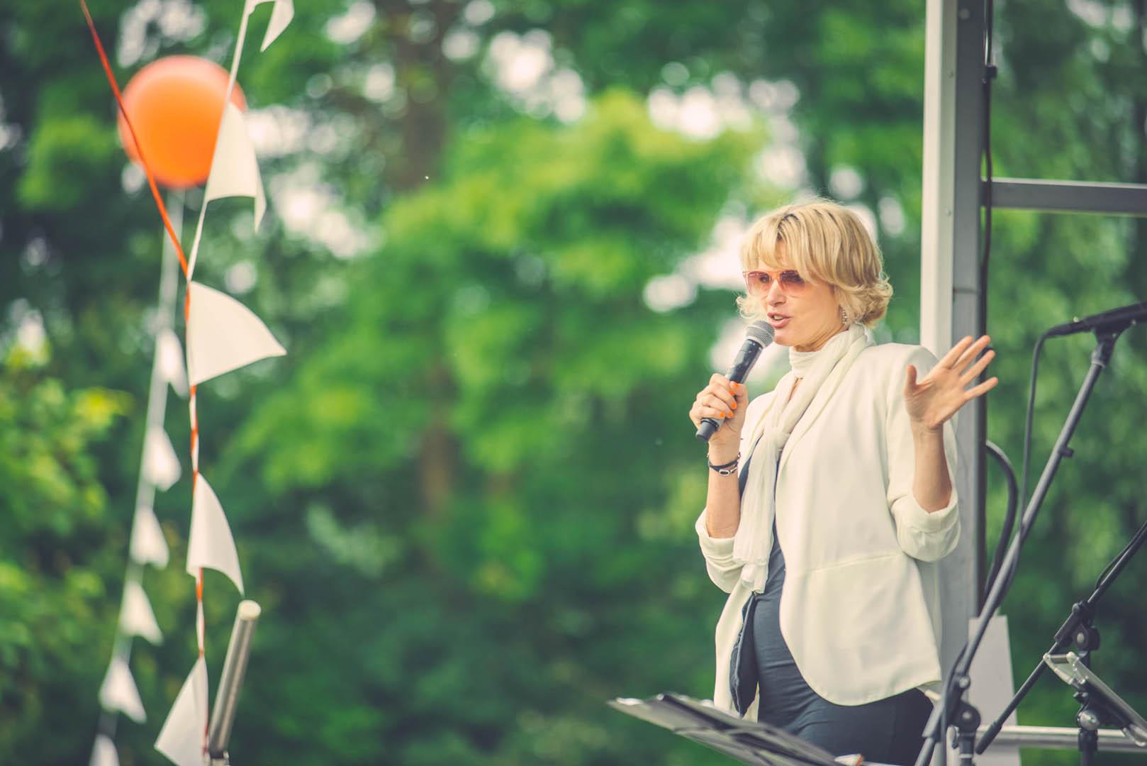 Stad Gent Picknick Event Presentatie