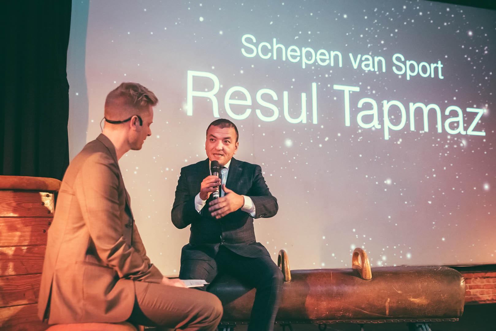 Stad Gent Sport Awards Interview